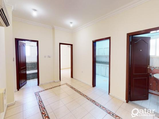 Spacious Three Bedrooms With AC Units Located in Madinat Khalifa