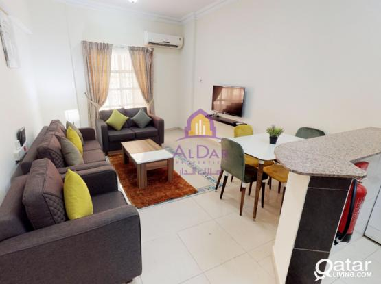 No Commission --Lovely F/F 2BHK Located-Center Doha