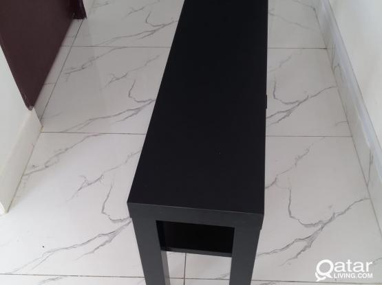 IKEA TV table Special Edition for sale black