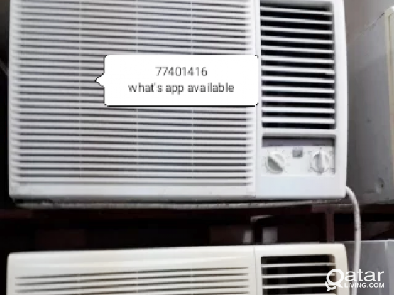 Used A/C for sale low price __77401416