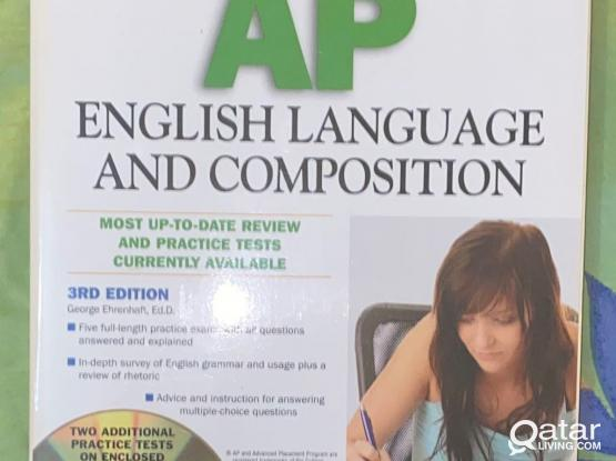 AP Advance Placement Exam Books