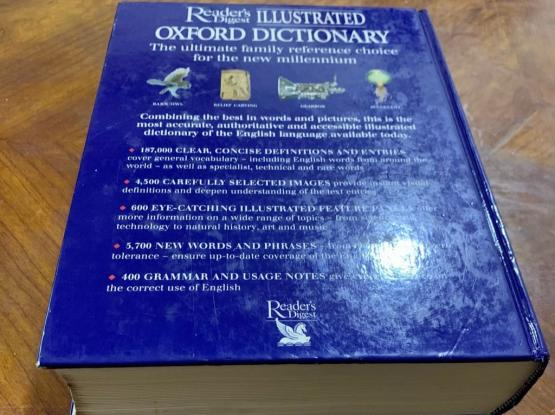 Reader's digest illustrated Oxford picture Dictionary