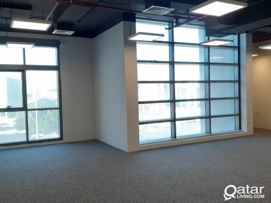 City View 72 SQM Office Space + Bills-Grand Hamad St.