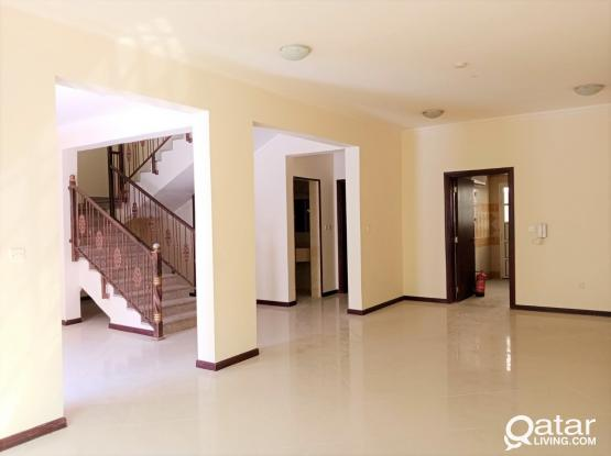 1 Month Free-Spacious 6BR Comp.Villa For Staffs-Abu Hamour