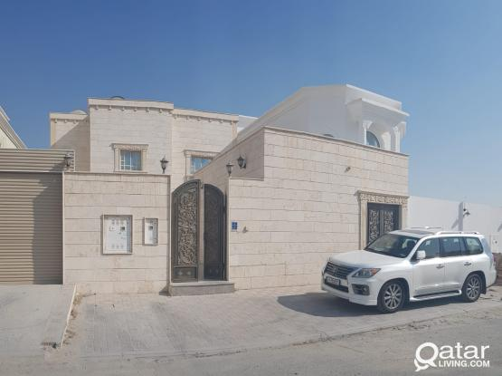 INDEPENDENT 1BHK  BACK SIDE OUTHOUSE  AT AL WUKAIR ( MASHAF ) NO COMMISSION