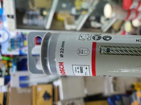 Router bit 22 mm bosch brand