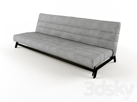 Ikea Karlabi Sofa bed (3 seater)