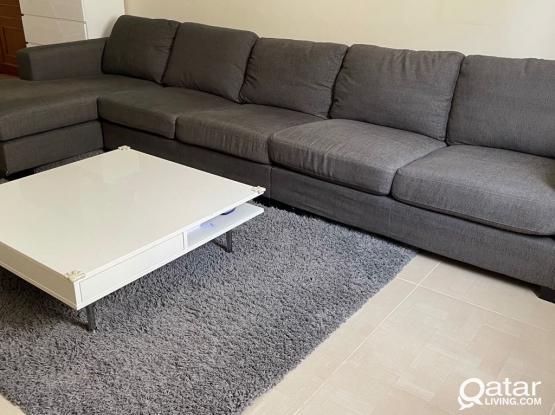 Home Centre Corner Sofa