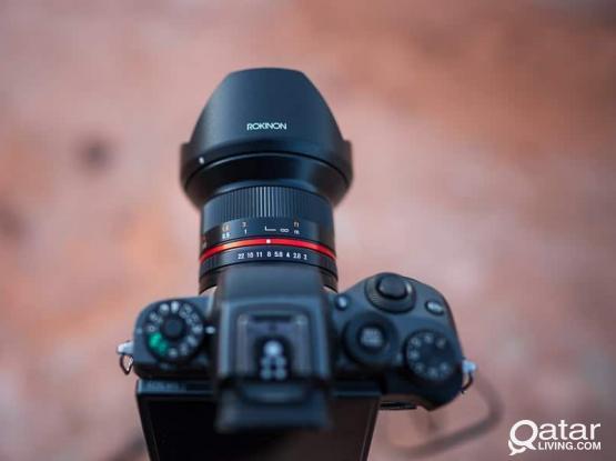 Rokinon 12mm F2