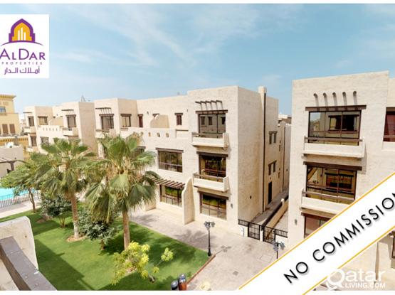 Stunning F/F 3BHK-Pool-Gym-Playground, and 24hr Security