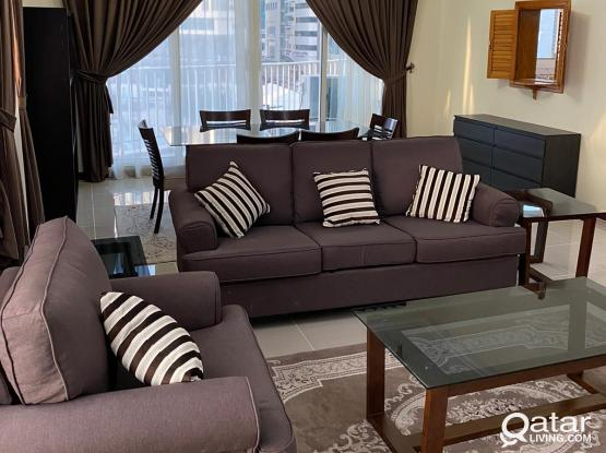 2 BHK CORNICHE RESIDENCE BRAND NEW - NO COMMISION - WITH GYM