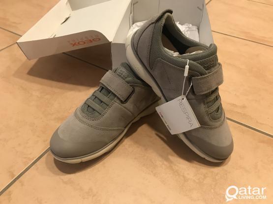 Geox respira girls shoes, NEW