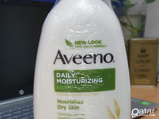 Aveeno lotion - 532ml
