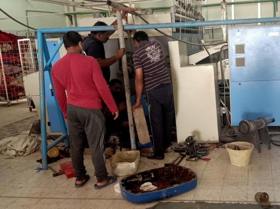 Laundry technician service sarfaraz