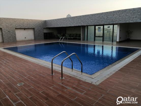 Bright and Spacious Luxury Furnished 2BR apartment in one of Doha's most charming areas