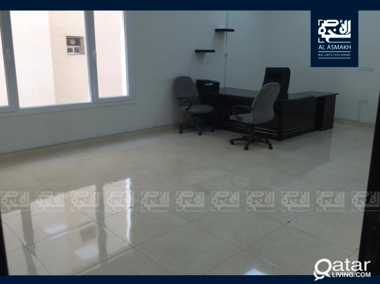 Spacious UF Office for rent in Bin Mahmoud area