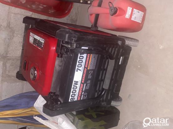 Generator iPowr 8000 W