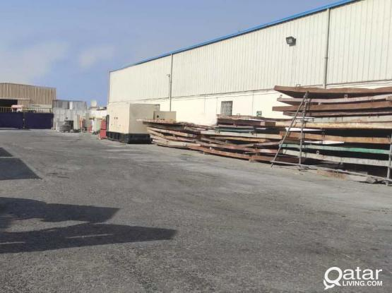 WORKSHOP LICENS STORE FOR RENT IN INDUSTRIAL AREA