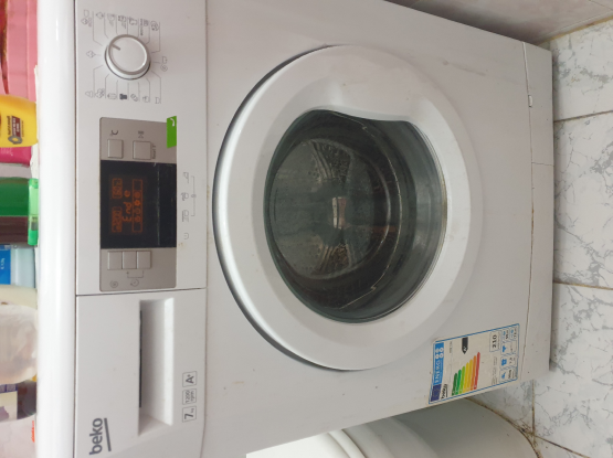 Washing machine Beko (bearing problem)