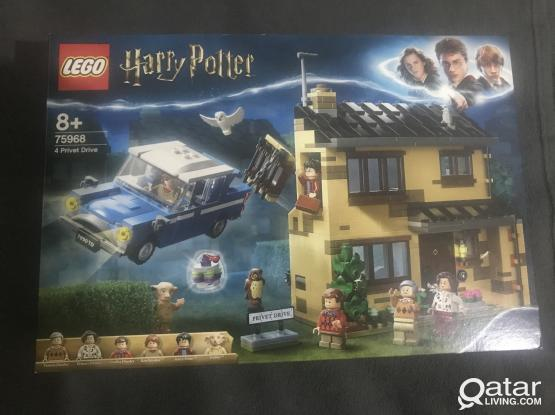 Lego 75968 Harry Potter Privet Drive