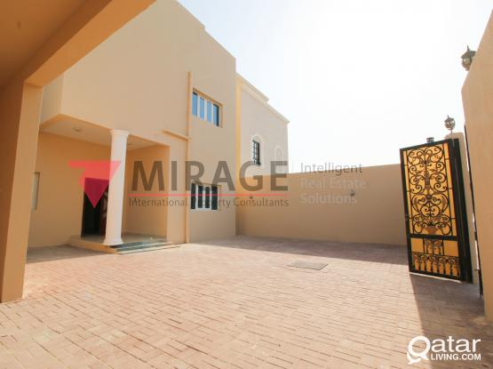 SAVE UPTO QR 6,00,000! 7 Bedroom Villa with Swimming Pool