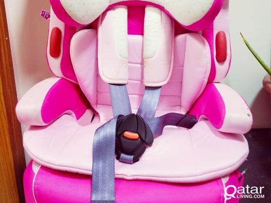 Hello Kitty car seater