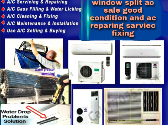 Ac servicing fixing repair selling buying 50864406