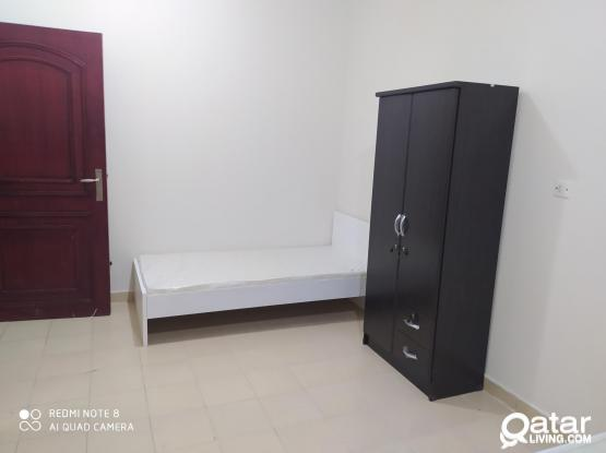 Special Offer: Fully Furnished Spacious Bed Space in Al Thumama