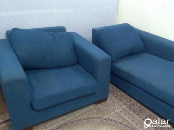 Home centre Sofa set in good condition
