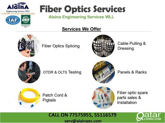 Optical Fiber Services