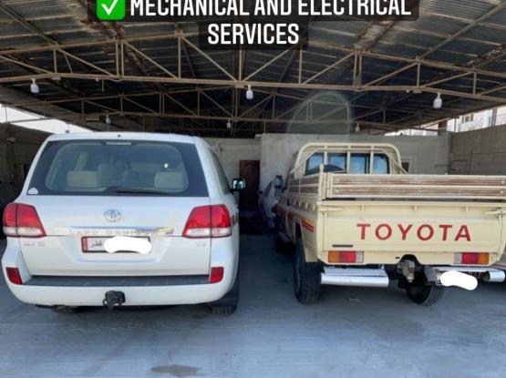 Garage Islamabad