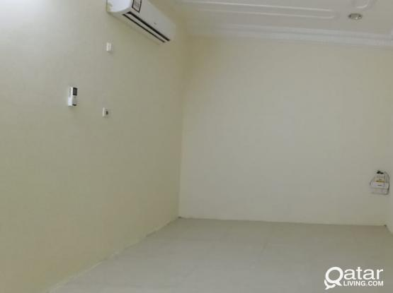 Spacious 1 BHK with Garden In Azizia Opposite Villagio Mall (No Commission)