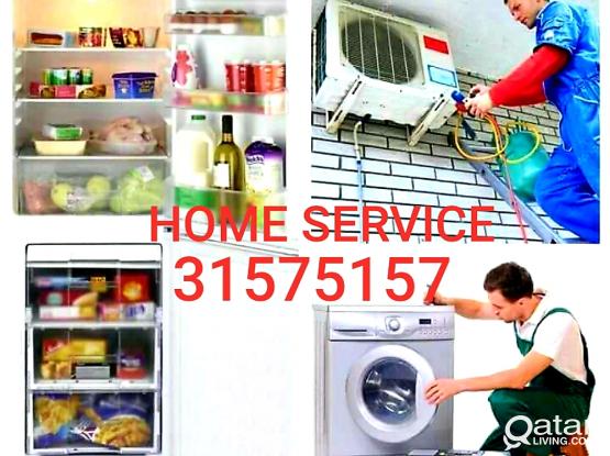 Fridge   Washing Machine   Ac Repair & All Mainten