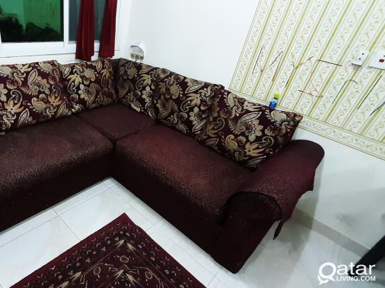 9 Seater Sofa in 1000 Qr