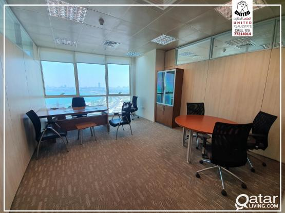 Office in Business Center Sea View (Rooms)