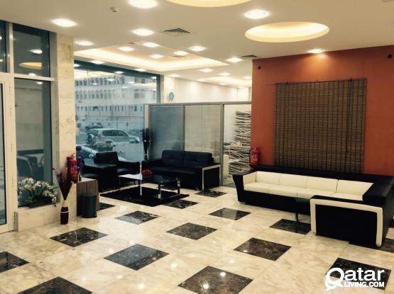 No Commission! 25 to 35 Sqm Serviced Offices Available in Muntaza