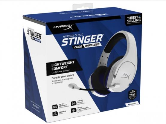 HyperX Cloud Stinger Core – Wireless Gaming Headset, for PS4, PS5, PC