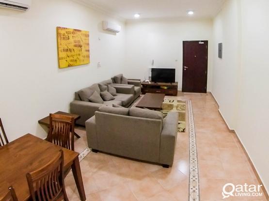 Furnished, 2 BHK Apartment in Bin Omran 5500