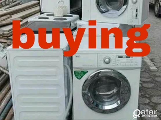 Damage washing machine buying