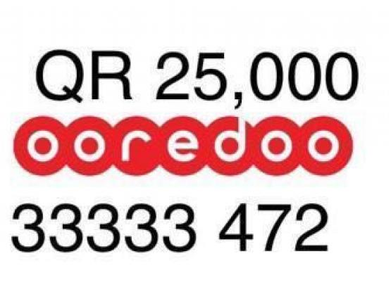 Ooredoo No For Sale