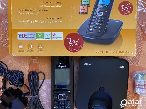 Cordless telephone (Brand New Set)