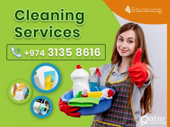 Professional Female Cleaners - Bumper Offer (3135 8616)