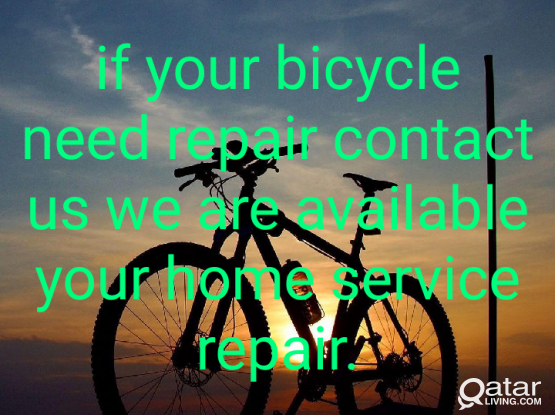 CYCLE SOLUTION repair service