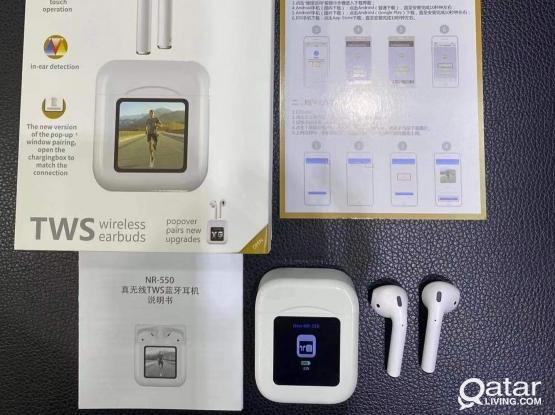 NR550 Bluetooth Airbuds brand new