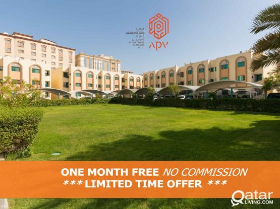 * LIMITED TIME OFFER * NO COMMISSION * 2 BHK FLAT