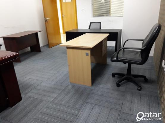 Small offices with baladhiya licence