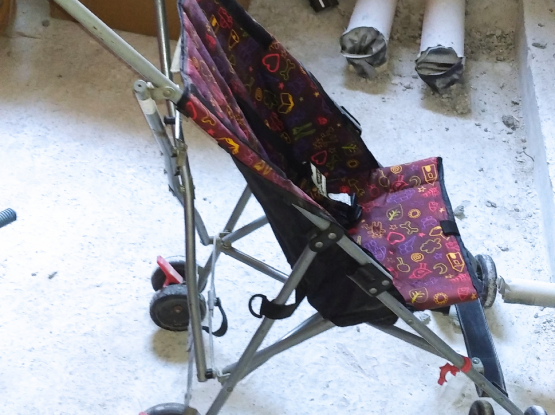 ''kids by cycle & baby weel chair''