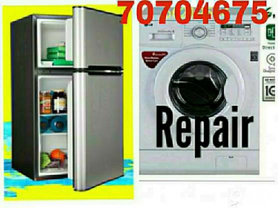 Fridge washing machine repair
