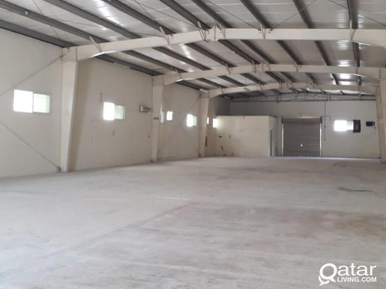 550 SQMTR FOOD STORE FOR RENT INDUSTRIAL AREA