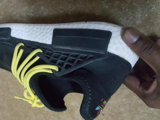 Original  adidas human race size 43
